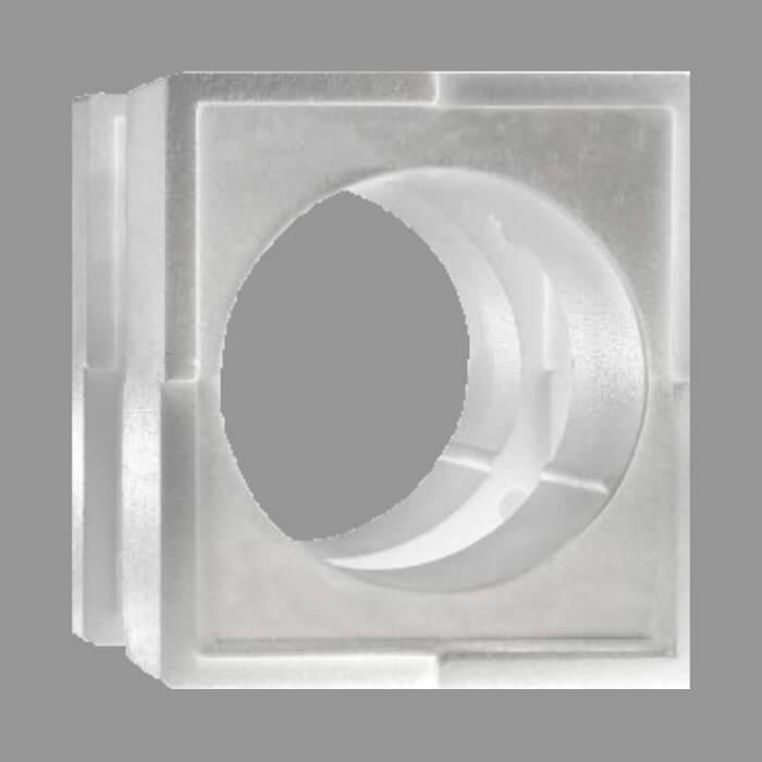 Wandeinbaugehäuse aus EPS Styropor